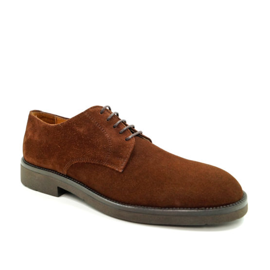 Zapatos Blucher Marrón - Pielsa